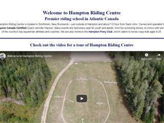 Hampton Riding Centre